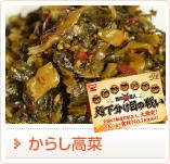 からし高菜 辛子高菜 高菜ラーメン  ご飯のお供 日清ラ王九州代表進出 九州お土産